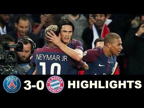 PSG vs Bayern Munich 3-0  All Goals & Extended Highlights -Champions League  27/09/2017