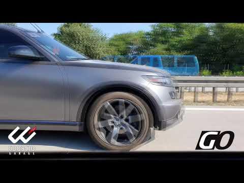 Wstawki z Wagonem z Japfest - Infiniti FX45 by Coobcio Garage