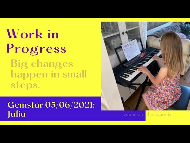 Gemstar 05/06/2021 Julia