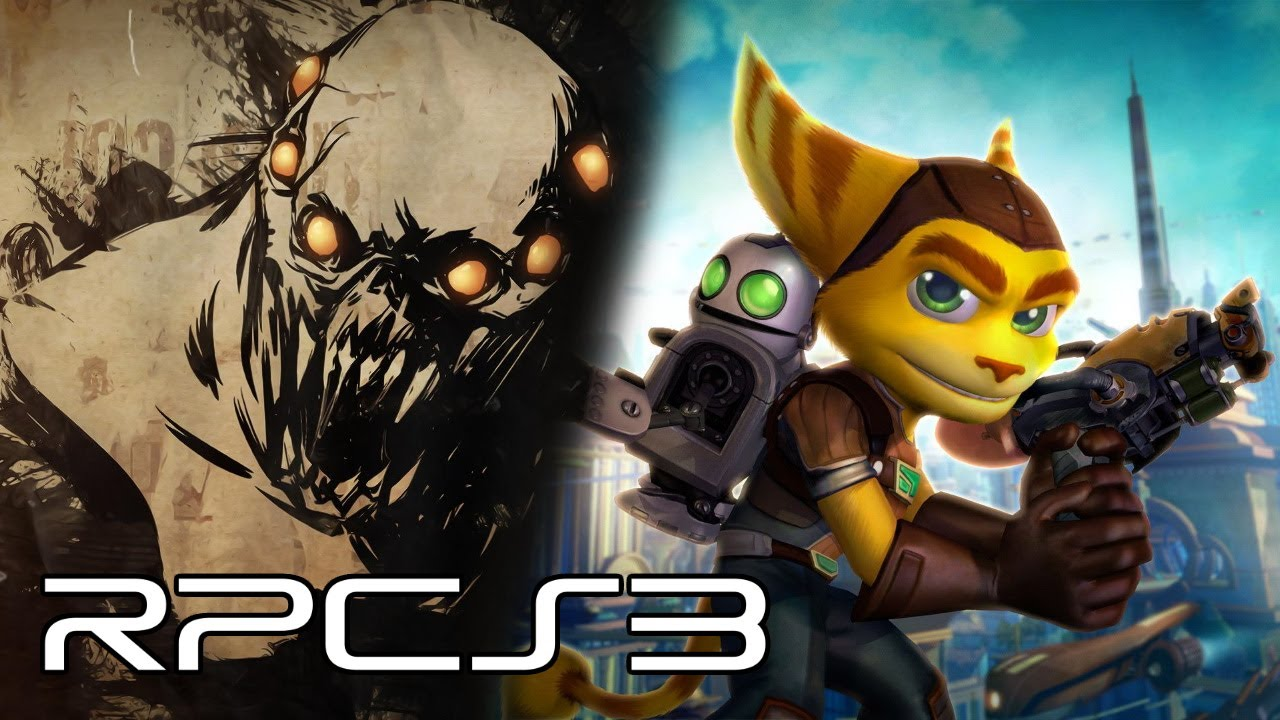 RPCS3: Major Improvements to Ratchet and Clank, Resistance and others