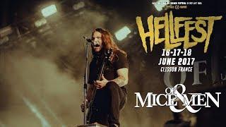 Скачать Bones Exposed Of Mice Men Hellfest Festival HD