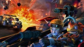 CGRundertow JAK X: COMBAT RACING for PlayStation 2 Video Game Review