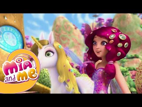 Mia & Me'nin 2. Sezon Bölüm 19 -  Mia ve ben - Mia and me