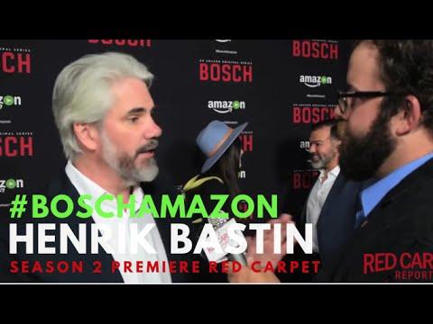 "Executive Producer, Henrik Bastin at the ""Bosch"" Season 2 Premiere from Amazon #BoschAmazon"