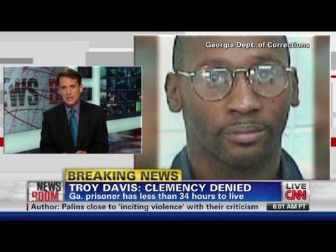 What lead to Troy Davis clemency denial?