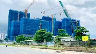 Tiến độ dự án Q7 Saigon Riverside ngày 11/10/2020