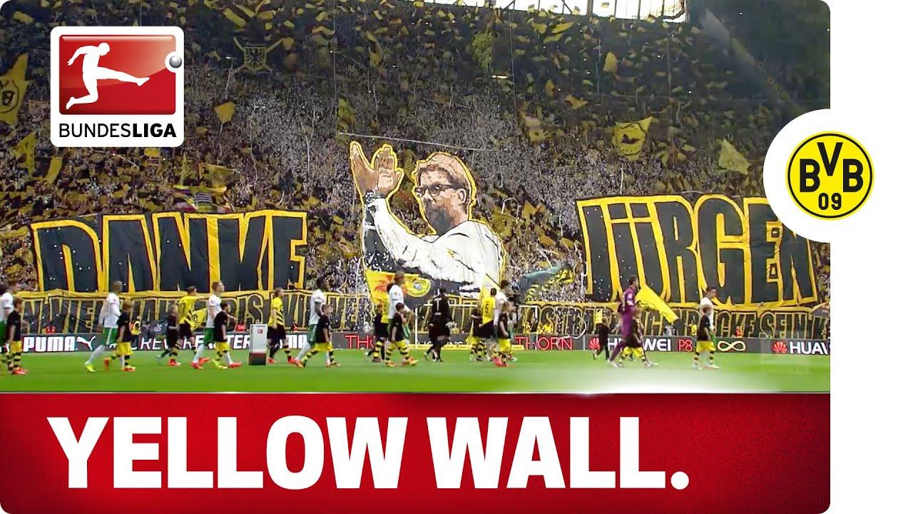 The Yellow Wall The Heart Of Borussia Dortmund Youtube
