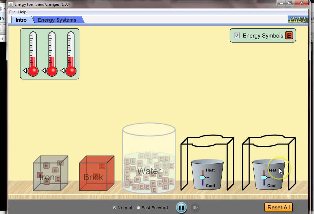 Energy Forms and Changes, Difference Between Heat & Energy ...