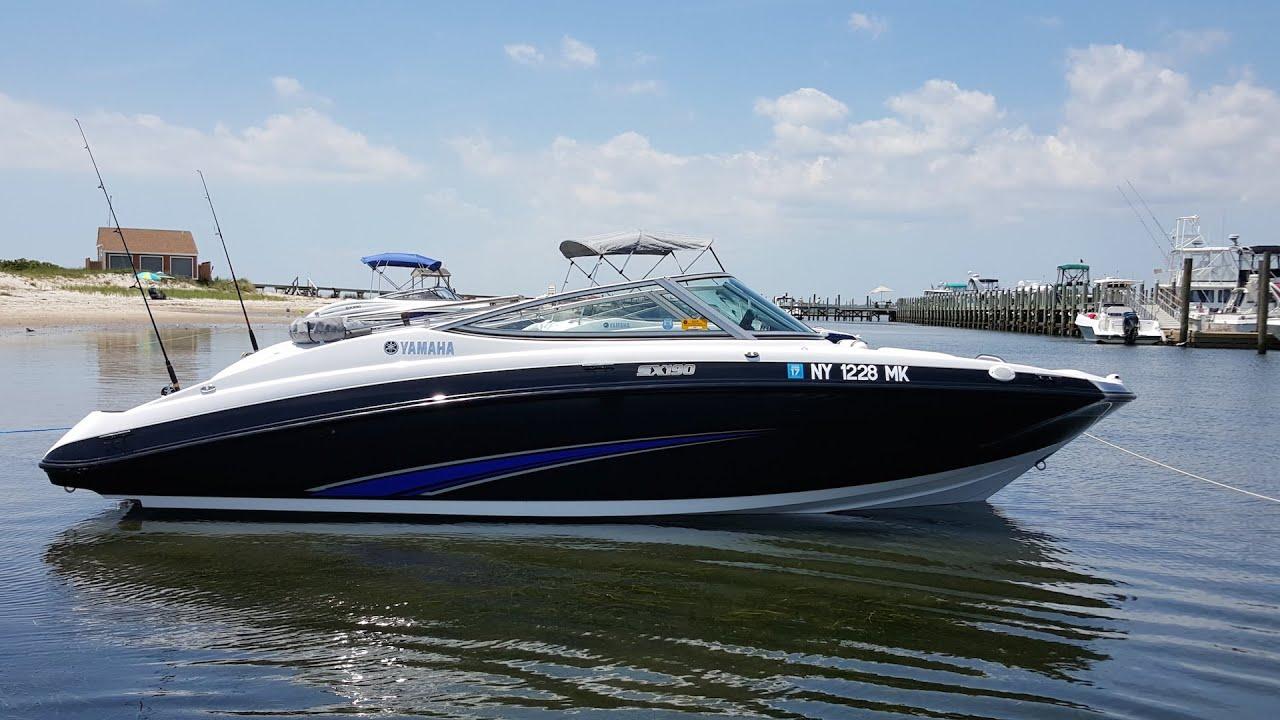 Yamaha Jet Boat Winterization NY Style