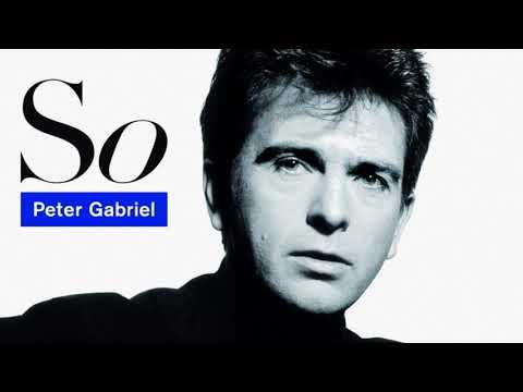 """Pеter Gabriеl """" Sо """" Full Album HD"""