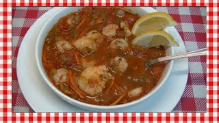 Light & Easy Fish Stew Recipe ~ Noreen's Kitchen