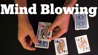 The Best No Set Up Card Trick REVEALED!