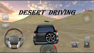 Luxury LX Prado Desert Driving Gameplay Review For Android screenshot 3
