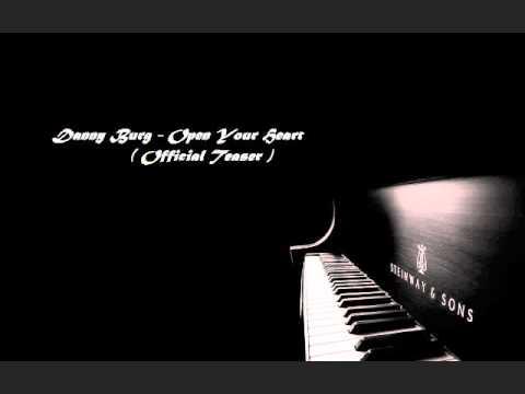 Danny Burg - Open Your Heart ( Official Teaser )