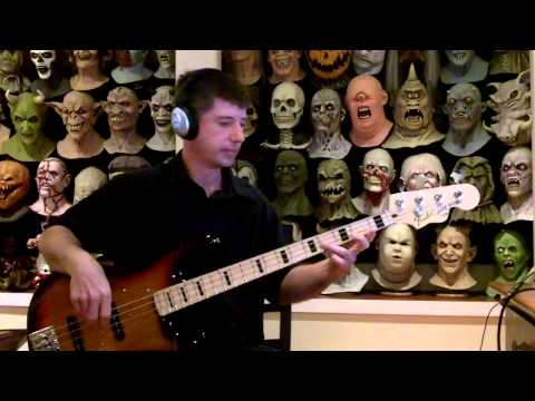 Ruby Baby Bass Cover
