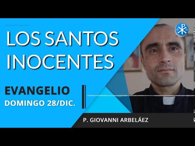 Evangelio de hoy lunes 28 de diciembre de 2020   Los Santos Inocentes