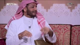 محمد عبدالجواد يتفاعل مع احتفالية السومة بالهدف في مرمى الاتحاد #الديوانية