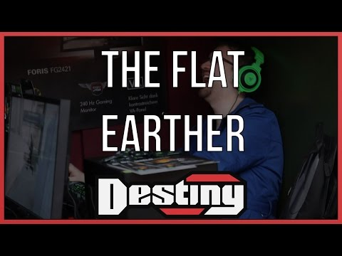 The Flat Earther