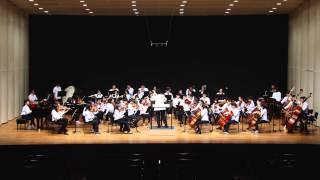 경남청소년 관현악단 08 Gold and Silver Waltz op.79 (금과 은의 왈츠) - F. Lehar (1870-1958)