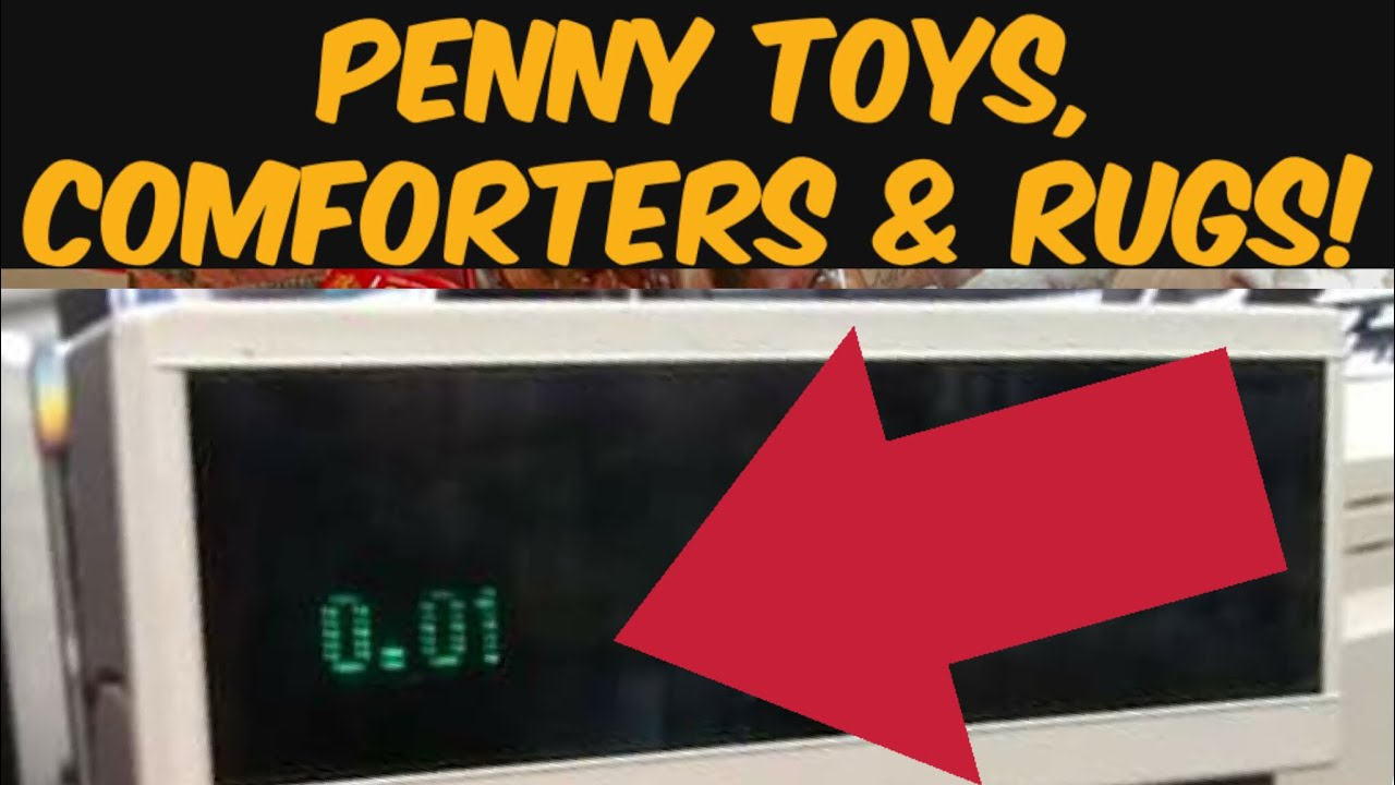 Penny Shopping List For Dollar General August 7, 2018 - OMG!