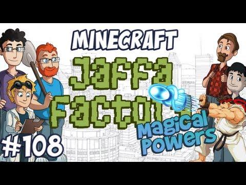 Jaffa Factory 108 - Magical Powers