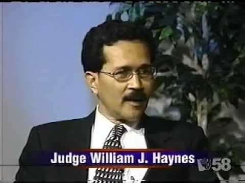 Federal Court System, Judge JHaynes1