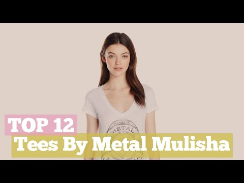 Top 12 Tees By Metal Mulisha // Graphic T-Shirts Best Sellers