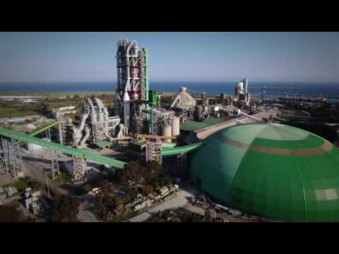 Vassiliko Cement Works Corporate Video
