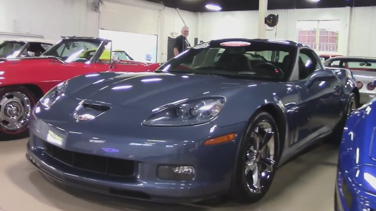 maxresdefault - 2012 Chevrolet Corvette Grand Sport Convertible 4lt At