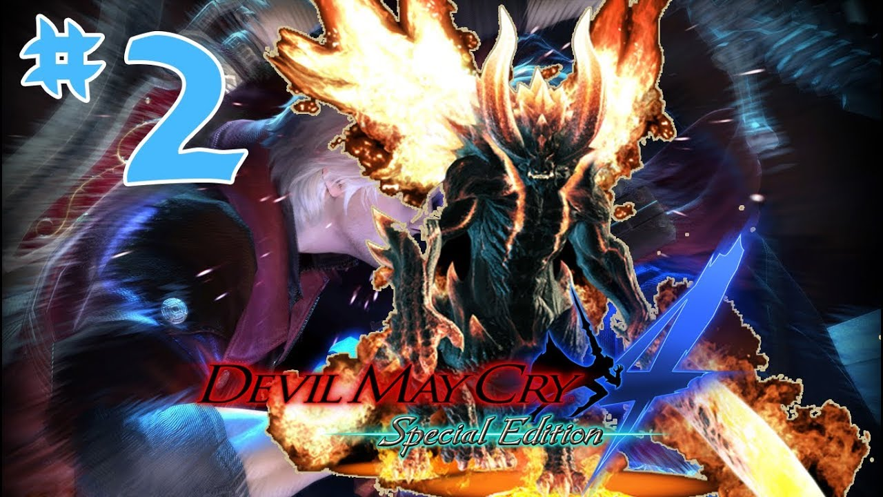 Devil May Cry 4 SE #2 - Hecarim ko đầu + Alistar địa ngục :v