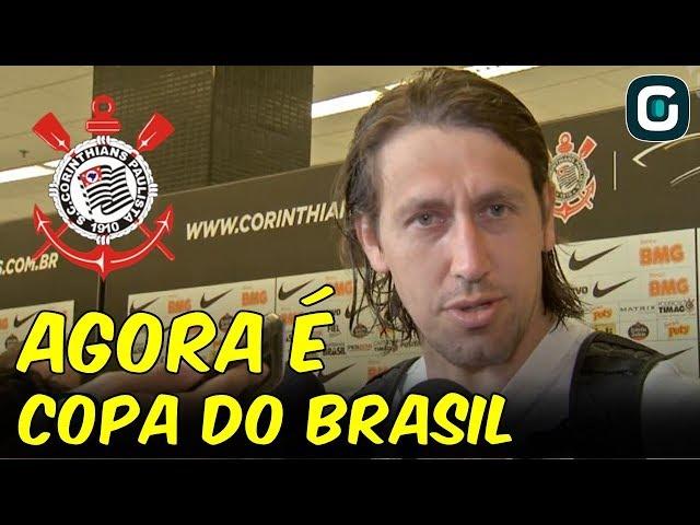 GUSTAGOL será DESFALQUE contra o Ceará + Chance de BOSELLI (11/03/19)