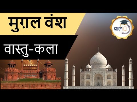 कला और संस्कृति - Mughal Architecture - Art and culture for UPSC History