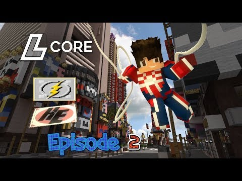Speedsters & Heroes Expansion Modded Series(Minecraft P Server)Ep 2,  W/Friends