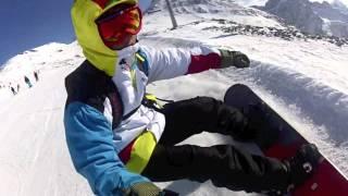 Gopro Hd 2 Ski & Snow -  Les 2 Alpes 2012