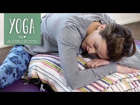 Yoga For When You Are SICK - Yoga With Adriene