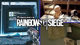 Rainbow Six Siege - 50 Easter Eggs, Secrets & References (2019 Burnt Horizon Update)