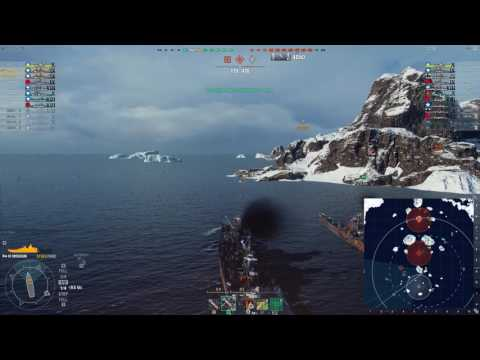 World of Warships - Ships & Giggles Episode 22