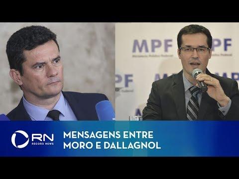 Entenda o vazamento de conversas entre Sergio Moro e Deltan Dallagnol