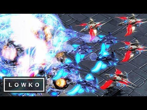StarCraft 2: THE PHOENIX SWITCH!