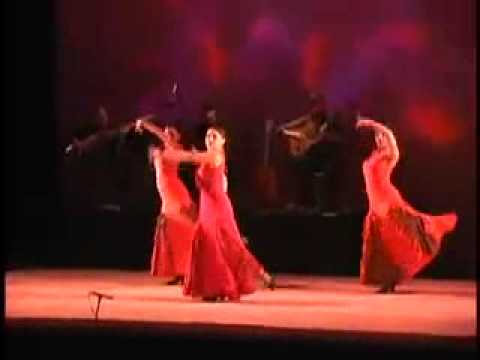 Fandango danse traditionnelle youtube for Dans hongroise n 5