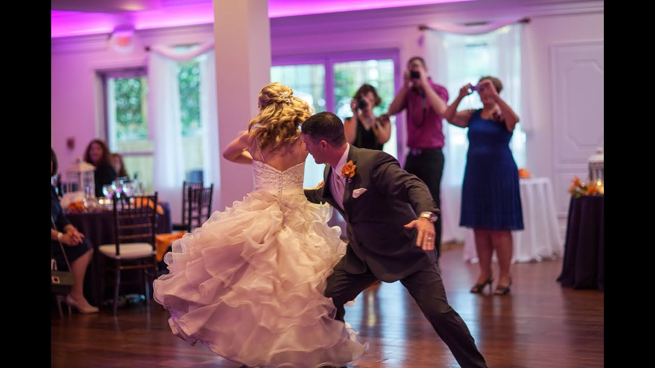 Wedding First Dance Beginners Song Is When You Say Nothing At All Hd