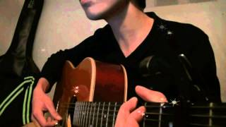Giọt Sương Trên Mí Mắt - Guitar cover