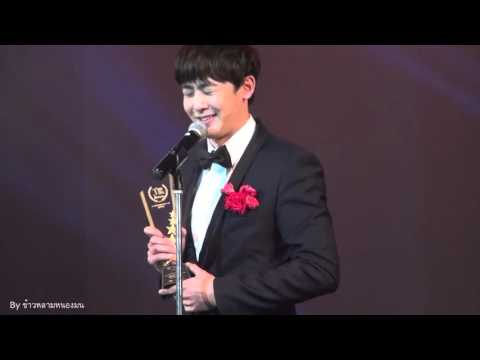 Nichkhun@Thailand Headlines Person of The Year 2015  26.11.15