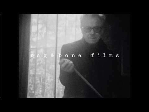 rag & bone Men's Project - Harvey Keitel