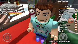 ROBLOX is never the murderer