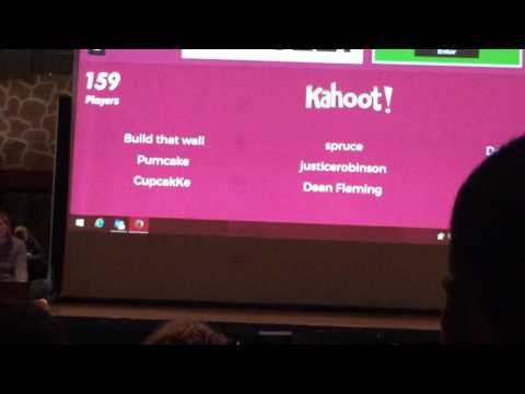 Image of: Myself Kahoot Tf Lol Youtube Wn How To Get An Invisible Name In Kahootit