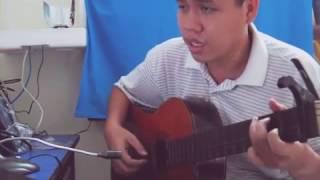 Có chàng trai viết lên cây (guitar cover) - Phan Mạnh Quỳnh