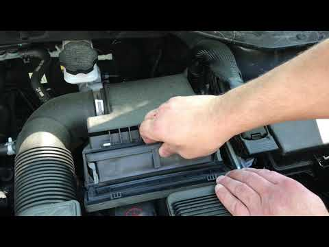 ENGINE AIR FILTER FOR KIA OPTIMA HYBRID 2.4L ENGINE 2014