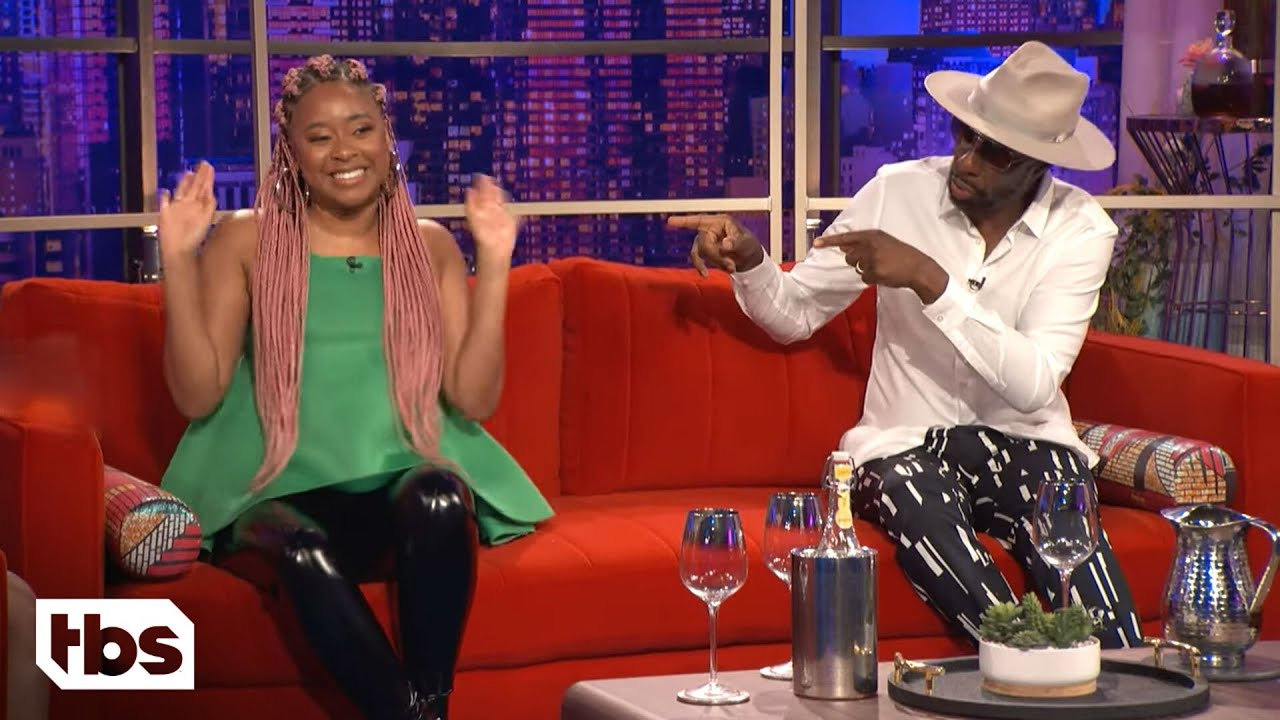 Friday Night Vibes: Phoebe & JB Talk Which Olympic Event They Would Participate In (Clip)   TBS