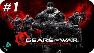 Gears of War Ultimate Edition - Gameplay Español - Capitulo 1 - 1080p HD